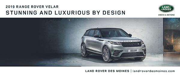 Land Rover Des Moines