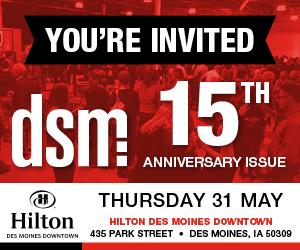 dsm 15th Anniversary